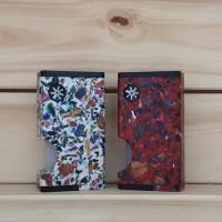 Ultroner X Asmodus Luna Squonker Box Mod Authentic Promo