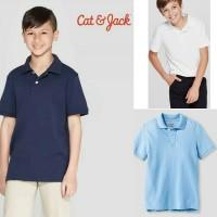 Polo Shirt Anak Laki Cat & Jack Original Sisa Eksport