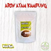 Abon MPASI NAFISA Tuna/Salmon/Ayam Kampung/Lele/Sapi/Nabati Non MSG