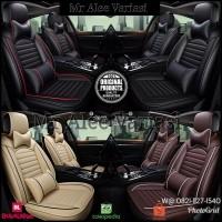 Sarung jok mobil jazz rs 2018 all new baleno hatchback autlander sport
