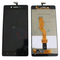 LCD OPPO A33W TOUCHSCREEN HITAM ORI FIND NEO 7 A33 A1603
