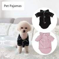 Piyama Anjing & Kucing Type B / Baju Tidur Anjing & Kucing / Baju Anji