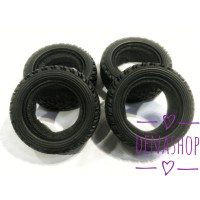 Ban Wheel Soft tire Offroad Onroad RC 1/10 WPL MN d90 Axial HSP Tamiya