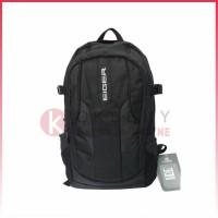 Tas Ransel Eiger 2866 Arcata Daypack Laptop Backpack Black