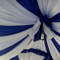 plafon balon tenda ukuran 4x6