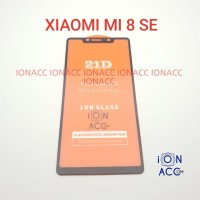 TEMPERED GLASS FULL HD XIAOMI MI 8 SE ANTI GORES KACA