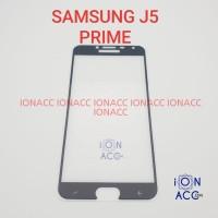TEMPERED GLASS FULL HD SAMSUNG J5 PRIME ANTI GORES KACA