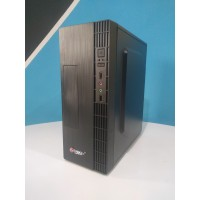 casing case cpu komputer magix mini seri B + power supply 600 watt