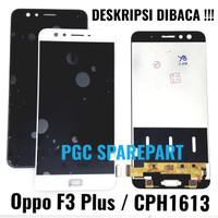 Original OEM LCD Touchscreen Fullset Oppo F3 Plus / CPH1613 F3+