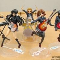 K-ON! Figure Alter BIB yui mio azusa ritsu mugi pvc statue ORI anime