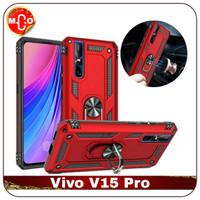 Vivo V15 Pro Armor Heavy Duty Case Casing Sarung Cover HP
