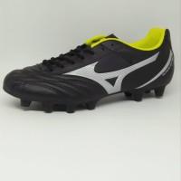 NEW sepatu bola mizuno monarcida fg neo select black silver