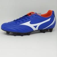 NEW sepatu bola mizuno monarcida fg neo select reflex blue