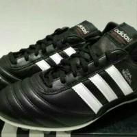 NEW Sepatu Bola Soccer Adidas Copa Mundial Hitam Size 38-43