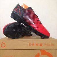 NEW Sepatu Bola Anak OrtusEight Utopia FG JR Ortred Black 1