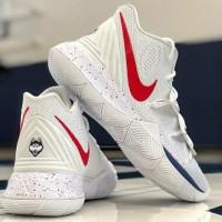 Sepatu Nike Kyrie 5 Uccon PE White Red