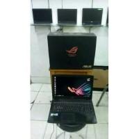 Leptop ASUS GAMING ROG GL503V CORE i7-7700HQ RAM 8GB-HDD 1TB NVIDIA GT