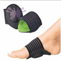 Terapi telapak kaki datar flat foot insole insoles sakit arch pad