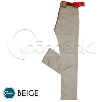 Celana Chino Slim Fit - Celana Panjang Pria Premium Beige