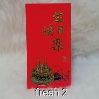 angpao sohw . angpo ulang tahun bahan tebal untk org tua .amplop