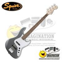Squier Affinity Jazz Bass RW Slick Silver