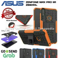 ASUS ZENFONE MAX PRO M1 ZB601KL SOFT HARD CASE COVER RUGGED ARMOR
