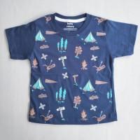 Prelove Bekas Baju Kaos Anak Laki Baby Victoria %100 Original