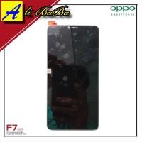 LCD Touchscreen Oppo F7 Layar Sentuh HP Oppo F7 Kaca HP Oppo F7-FULLSE