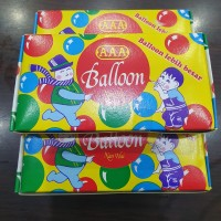 Balon AAA balon tiup jadul Nan Hai