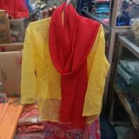 Baju adat madura SD // pakaian adat madura anak M - L