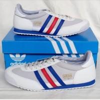 sepatu Adidas dragon murah / white france