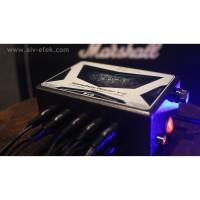 Mini Stompbox Power Supply 5 Output Adaptor Efek Gitar 9volt ALV