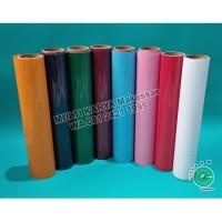 RhinoFlex Korea PVC Warna Standar - Bahan Polyflex Baju Kaos Makassar