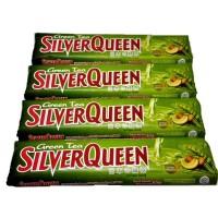 Delfi Silverqueen Green Tea 65 gram 4 pcs