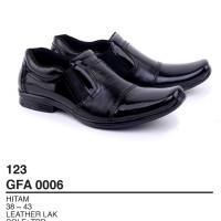 Garsel Shoes - Sepatu Formal Pria GFA 0006 HITAM