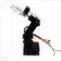DIY Robot 4 Mechanical Arm DIY Robot Arduino