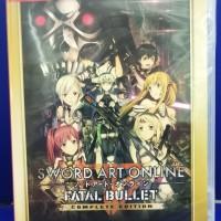 Nintendo Switch Game - Sword Art Online: Fatal Bullet Complete Edition
