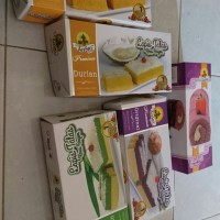 Cake Lapis Talas Bogor Ara Sari