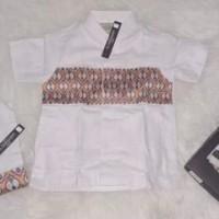Baju Koko Anak ALHARAMAIN C08 Baju Muslim yang Keren dan Trendy