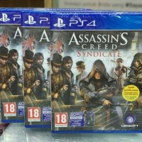 Game PS4 Assasins Creed Syndicate