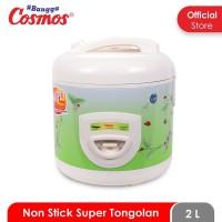Cosmos CRJ-8228 - Rice Cooker 2 L (Tongolan Super)