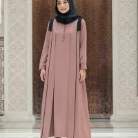 Baju Gamis Syari Wanita Terbaru Shiya Dress Termurah