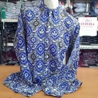 Baju Batik SMP Size S M L Seragam Sekolah