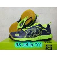 Sepatu Badminton Rs JF 701 / RS JEFFER 701 ORIGINAL