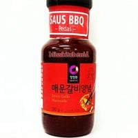 Spicy Galbi Sauce Marinade / Bumbu Pedas Korea Chung Jung One 280gr