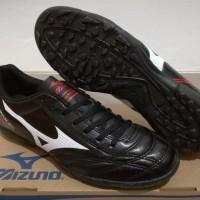 Sepatu Futsal Mizuno Monarcida Black - TURF OL2