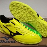 Sepatu Futsal Mizuno Wave Ignitus 4 Neon Yellow - TURF OL2