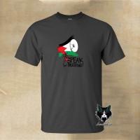 Kaos Baju Distro Palestina Save Palestine Free Palestin KQ5