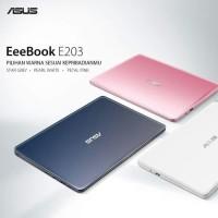 Asus E203MAH - N4000 - 4GB - 500GB - 11'6 - Win10 - Garansi Resmi