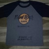 kaos anak-anak tee shirts HRC hard rock cafe bangkok thailand original